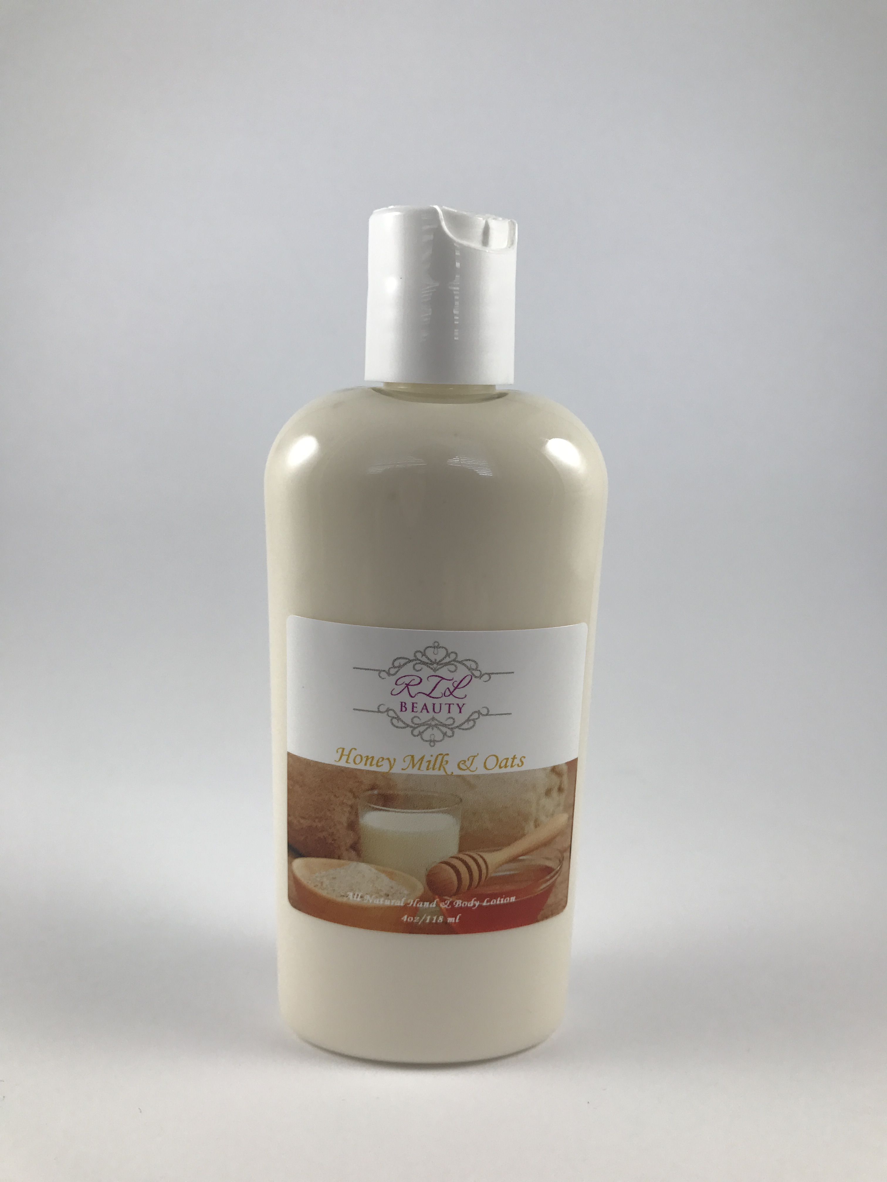 Honey Milk & Oats 2 oz. Lotion  (Travel Size)